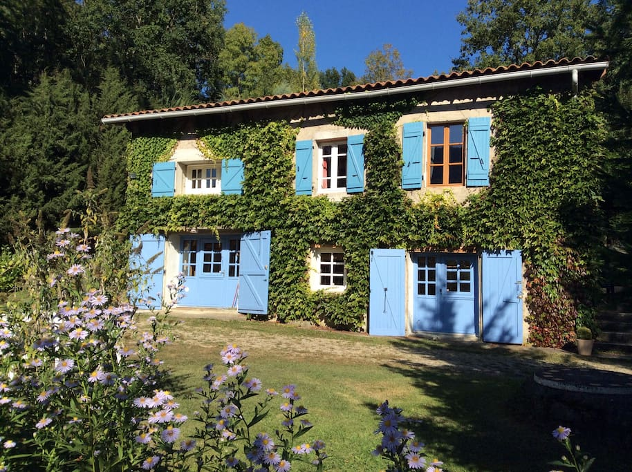 Cottage in the beautiful ariege countryside vacation homes for rent in lavelanet languedoc - Vacation houses in the countryside ...