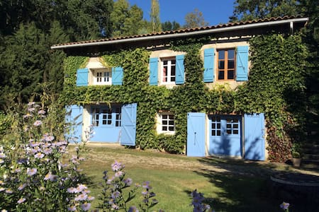 Cottage in the beautiful Ariege countryside - Lavelanet - House