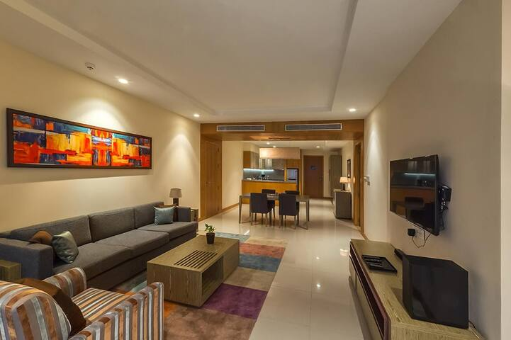 One-Bedroom Superior Apartment - Hyderabad - Daire