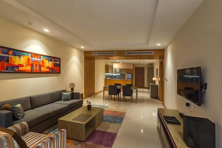 One-Bedroom Superior Apartment - Hyderabad - 公寓