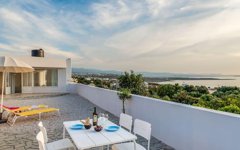 Villa Lina viewtiful terrace apartment