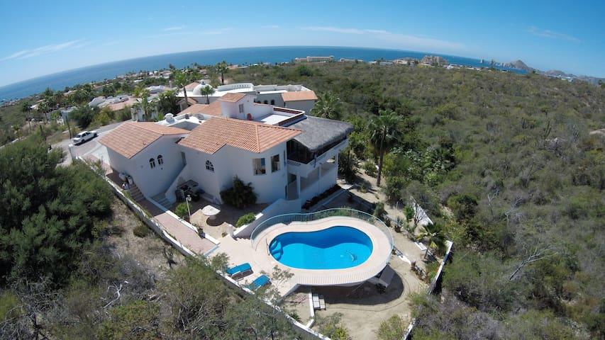 Cabo Manor-Perfect Vacation Getaway