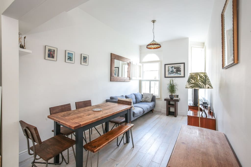 Beautiful London apartment nr tube - Apartments for Rent ...