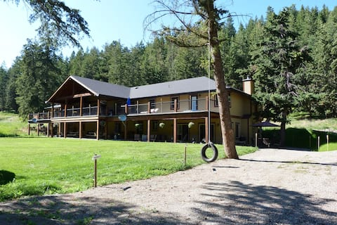 Six Mile Creek Ranch & Guesthouse