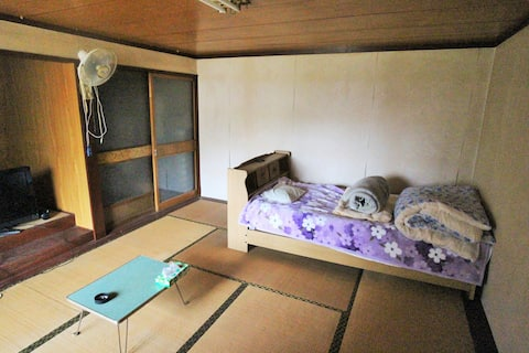 Room5★Hanabatake large old house TsuruokaSt15min
