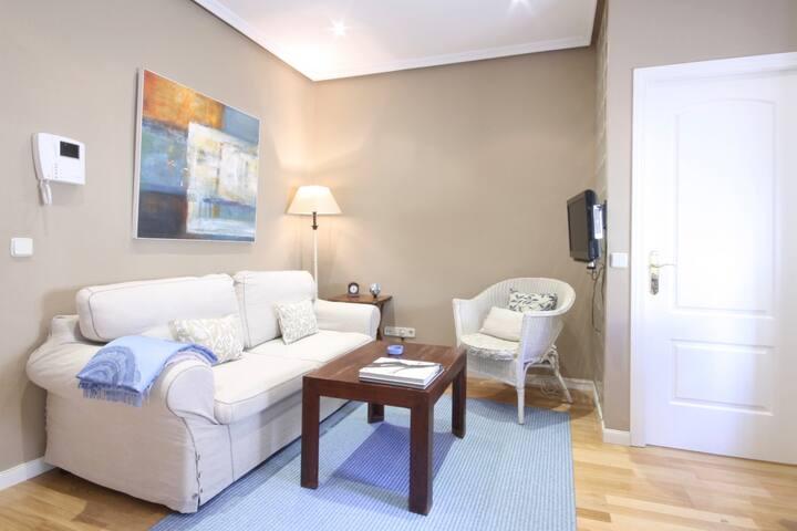 Precioso piso junto al Retiro - Мадрид - Квартира