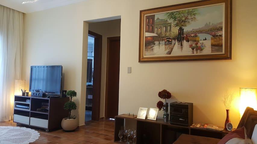 Paulista - Vila Real - Mongaguá - Apartment