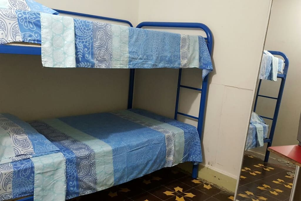 Bunk bed for 2p