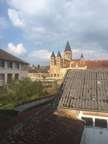 Appartement plein centre ville - Paray-le-Monial - Appartamento