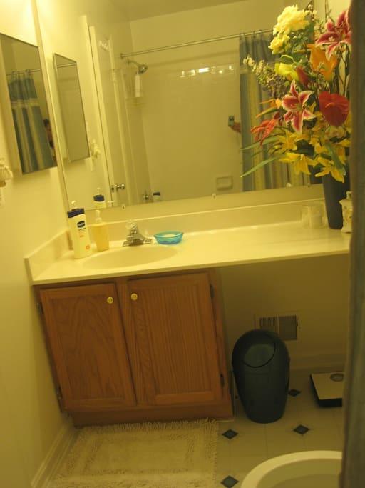 Full Bathroom 2nd Level