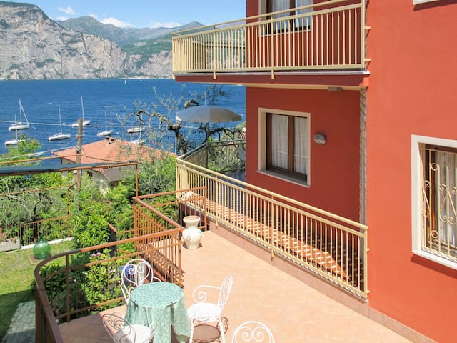 Apartment Casa Maria in Brenzone for 2 persons