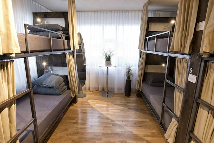 B14 - Bunk Bed in Mixed Dormitory Room 1
