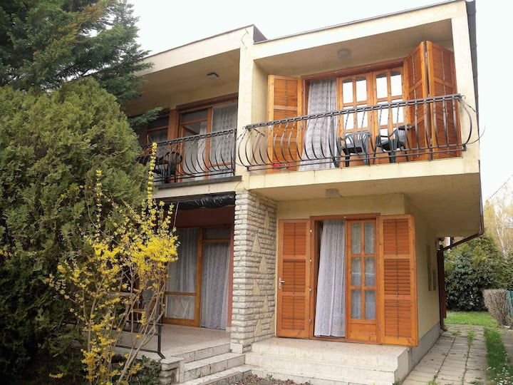 House for 10+2 pers with WLAN in Siófok R78471