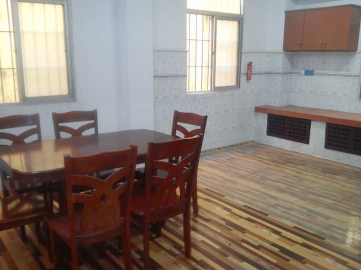 Yawmingyi Condo (Dagon Tsp) with 2 Master Bedrooms