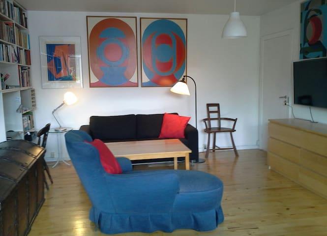 STUDIO ON THE BEST SPOT IN COPENHAGEN.