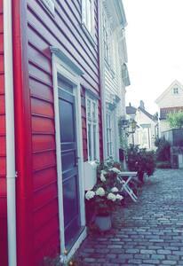 Beautiful wooden house in the center of Bergen - Bergen
