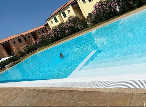 Apartment residence Baia delle Mimose
