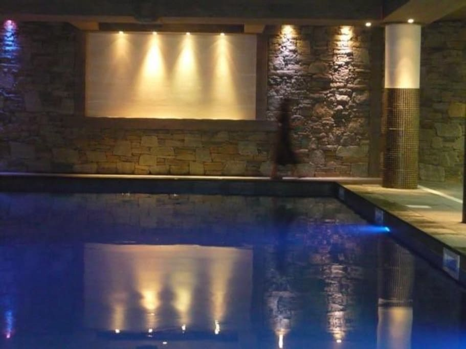 Arc 1800 superb 3 rooms 4 swimming pool garage apartments for rent in bourg saint maurice - Arc swimming pool ...