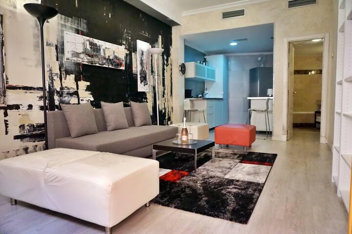 One Bedroom apartment Close to Puerto Banus