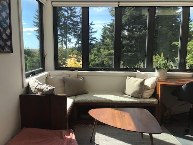 Modern Cedar Loft