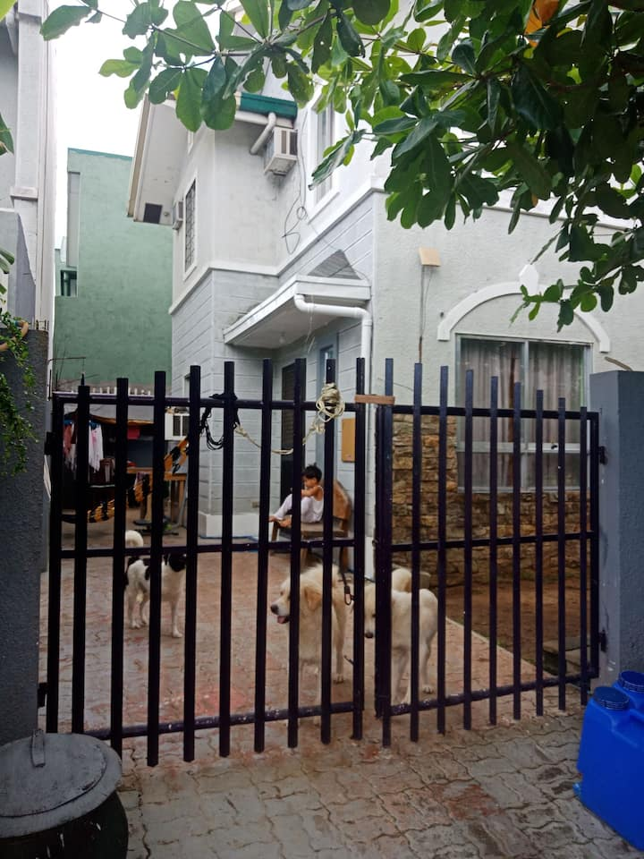 House for rent at the back of Vista Mall Dasma