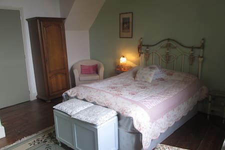 A traditional French townhouse built in 1680. - Montaigu-de-Quercy - Casa a schiera