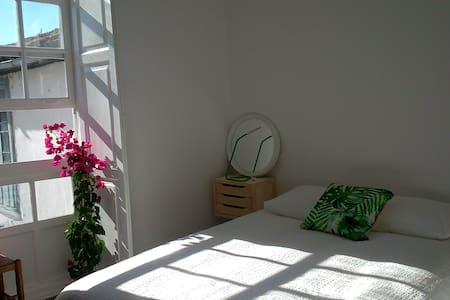 Luminoso apartamento reformado - Betanzos