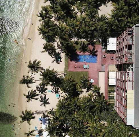 Unwind in the caribbean