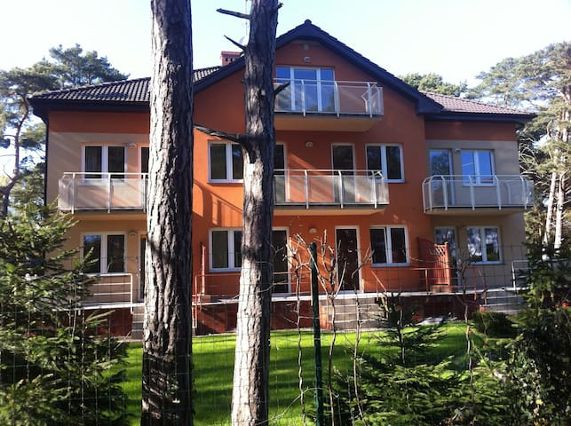 Beautiful apartment 100 meters from the beach - Niechorze - Lägenhet