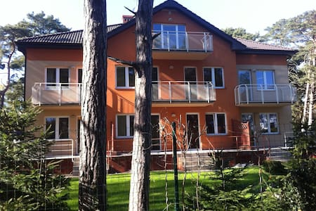 Beautiful apartment 100 meters from the beach - Niechorze