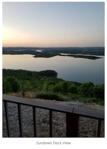 Majestic Lakeview of Greers Ferry - Guest House