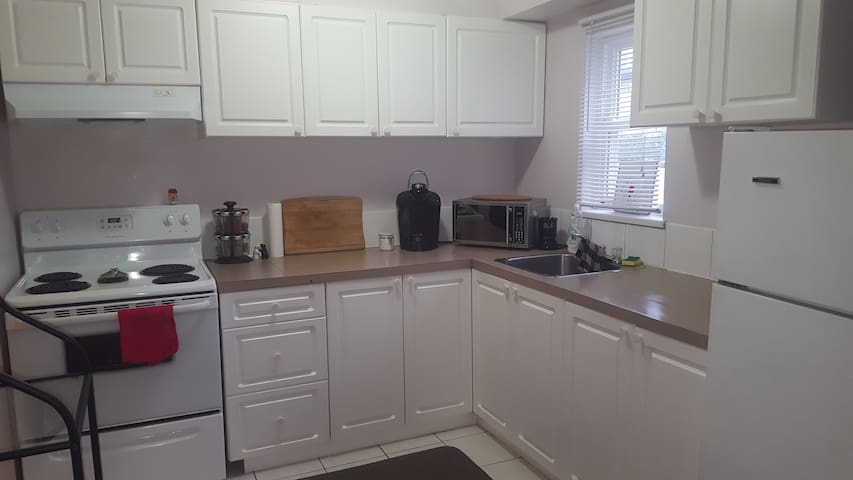1 Bedroom Apartment Downtown New Westminster - New Westminster - Apartment
