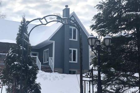 Le cottage enchanteur