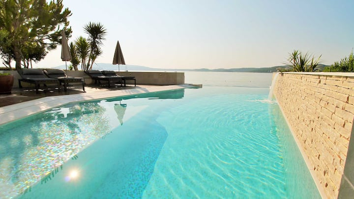 Beachside apartment Sea Star EOS-CROATIA