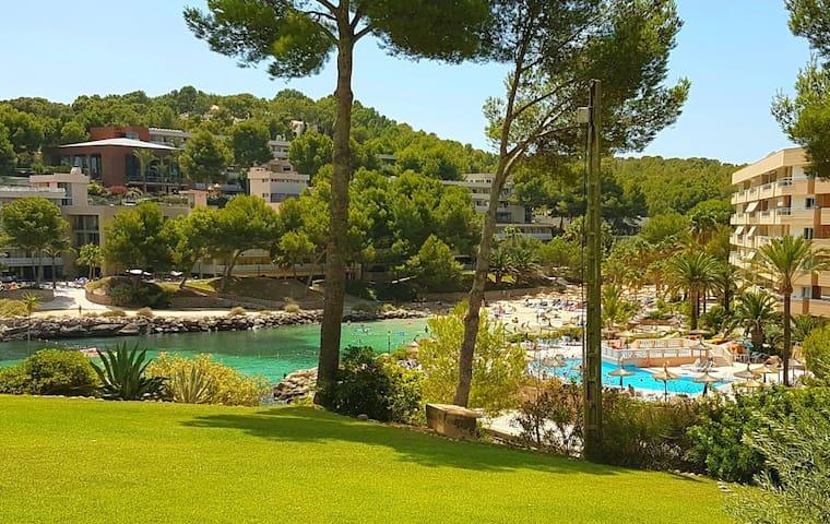 Mallorca direkt am Meer - Badia de Palma - Apartment