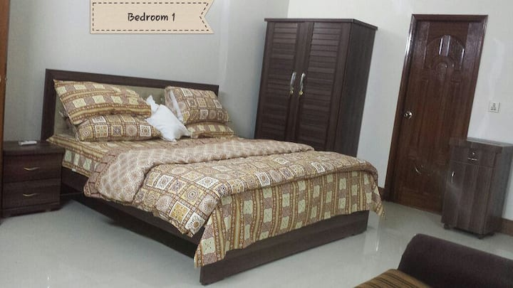 Ameen Penthouse Foreign/Overseas Pakistani 2 Rooms