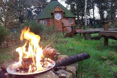 Terug naar de natuur in een Finse Kota