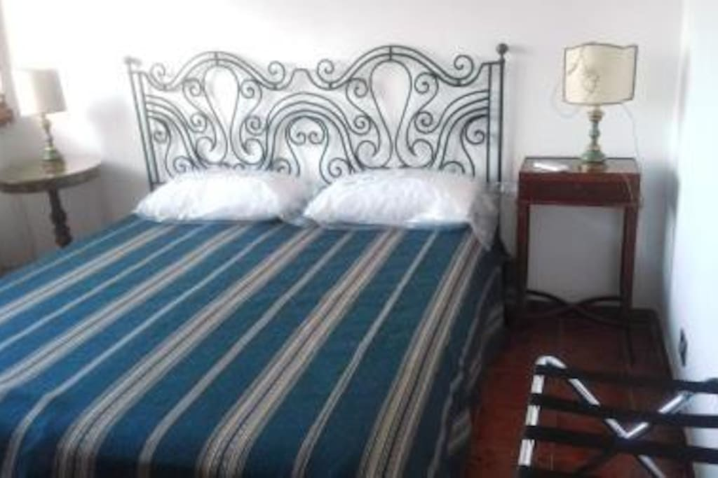 2nd Room - King size bed or two single bed with Air conditioner and TV