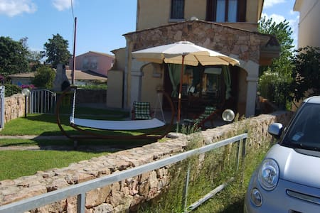 Villetta Noemi -San Teodoro - San Teodoro - Villa