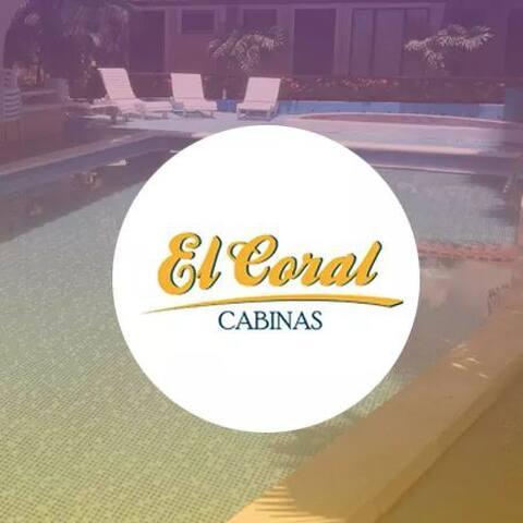 Hotel y Cabinas el Coral Playa Jaco