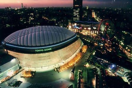 The Center of Tokyo! 東京のど真ん中! - Bunkyo