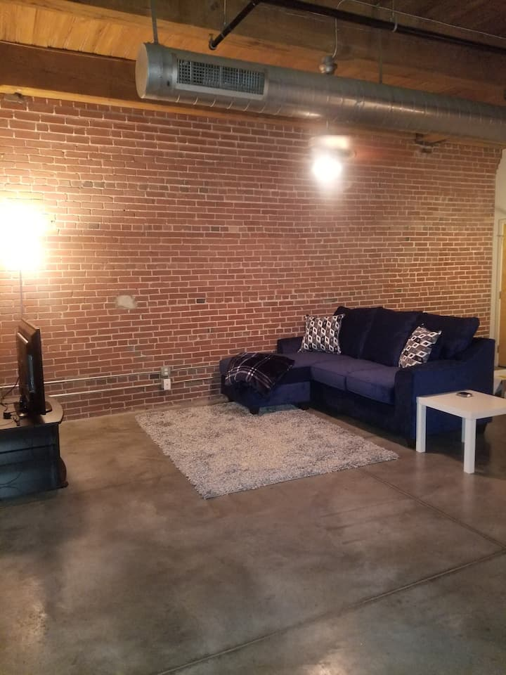 St.Louis downtown loft