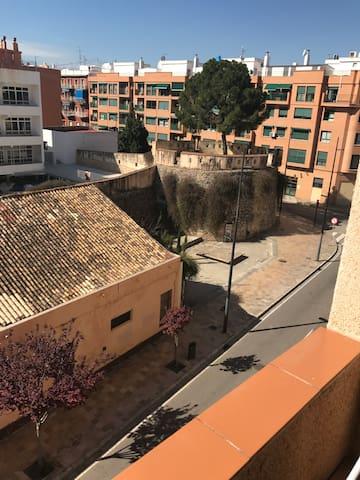 piso en centro histórico de Gandia  2 min de renfe - Gandia - Appartement