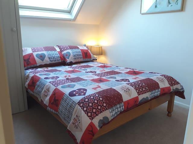 The Hayloft Bedroom 1
