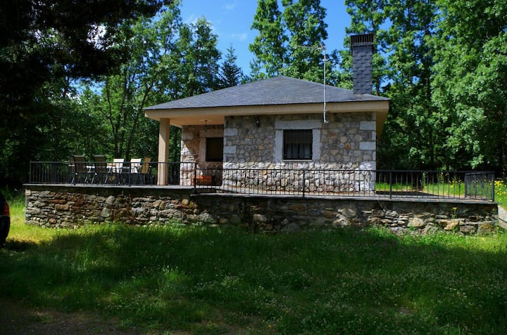 Casa en Vigo de Sanabria, a 2 km del lago
