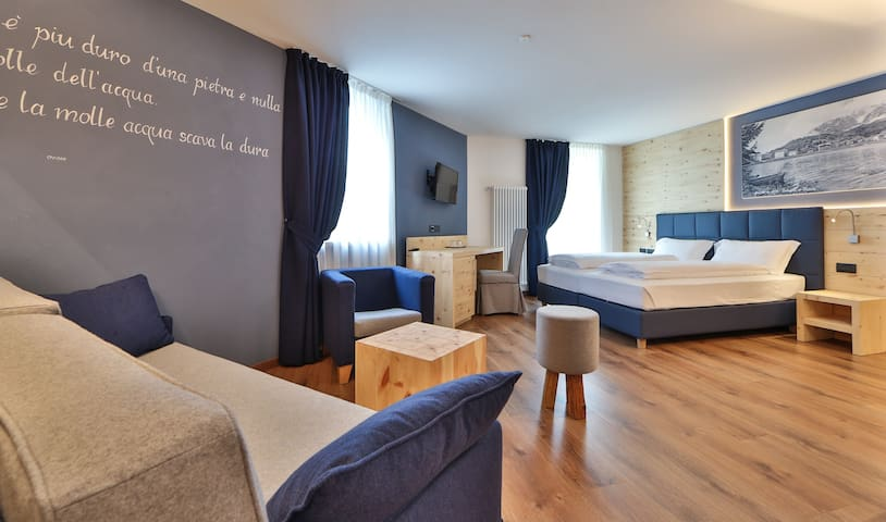 B&B   Suite Hotel Sassdei - Andalo - Bed & Breakfast
