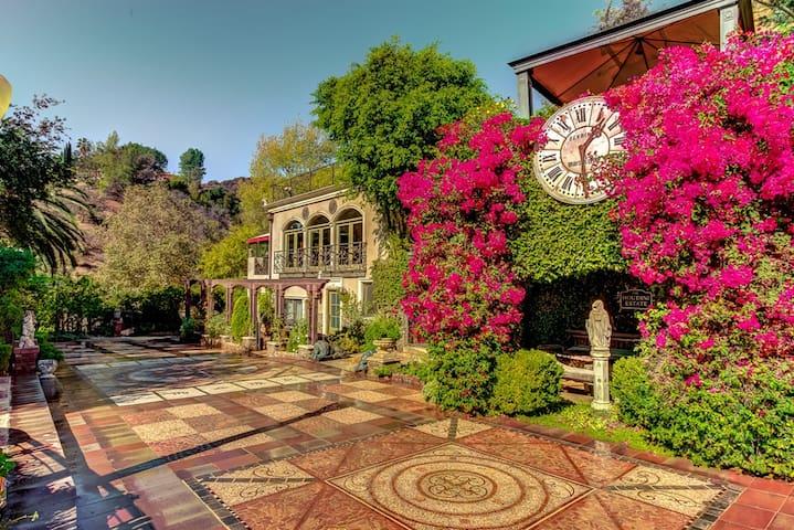 TheHoudiniEstate - Los Angeles - Villa