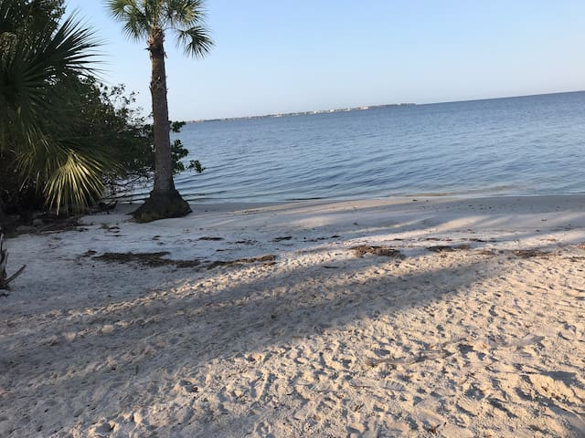 I walk in this park very close to the house. Punta Gorda is 14 minutes from house. Fishermans village is  LOTS OF FUN!!!  The town is great too... Crab House Restaurant yum yum.