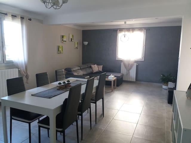 Appartement Pont-Saint-Esprit