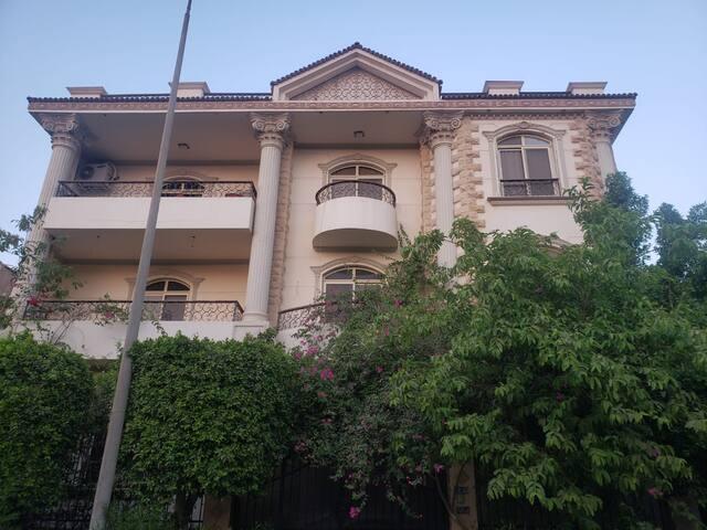 Obour City appartment in the 6th district villas
